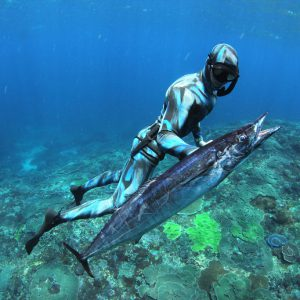 Spearfishing (Camo)